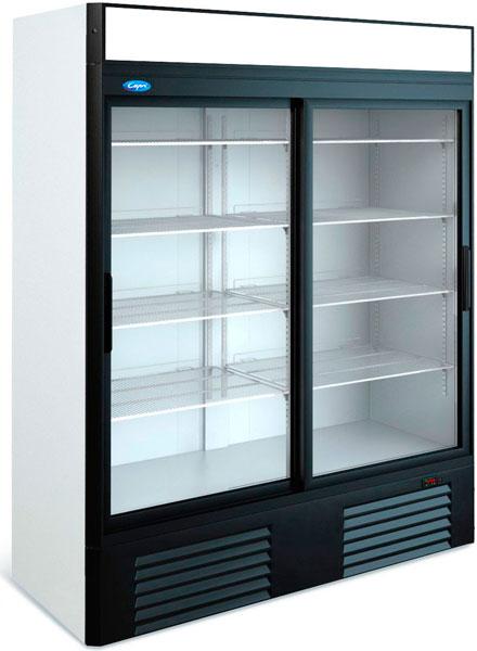 Холодильный шкаф-купе Марихолодмаш Эльтон 1,4 купе
