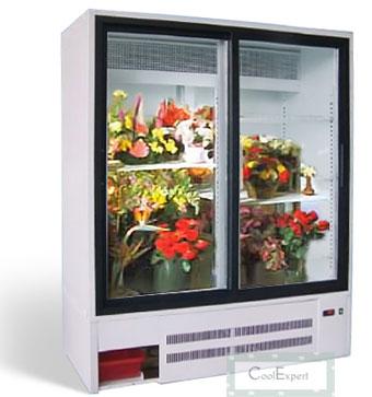 Холодильный шкаф для цветов или напитков Версия ШХ-1,0 статический
