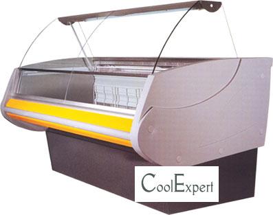 Морозильная витрина Golfstream Нарочь 150 ВНУ